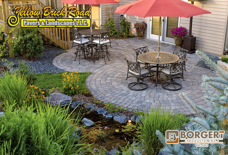 We Can Design And Install The Paver Patio Driveway Or Landscape Of Your  Dreams