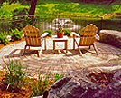 Relax On Your Outdoor Oasis Paver Patio.