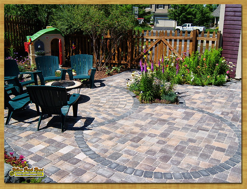 Paver Patio Installation Chanhassen Mn