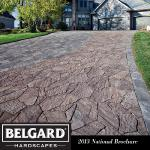 Belgard National Brochure Paver  Drive  Feature