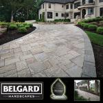 2015 World Class Award Winner, Best Paver Driveway